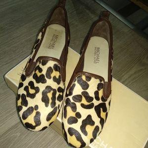 Loafers animal print MICHAEL KORS